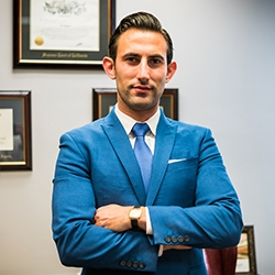 """Youngest Lawyer to be Voted as the """"Best Lawyer for 2018"""" in Orange County"""