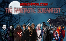 Audio4fun's Fangtastic Screamfest 2018 Features Voice Changer Software Diamond Treat
