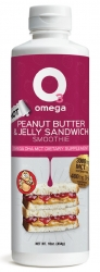 VIRUN® and Algarithm™ to Debut O3Omega™ NOT Peanut Butter and Jelly Sandwich Multi-serving Smoothies in Booth 1637 at Supply Side West Expo, Las Vegas on November 8 and 9
