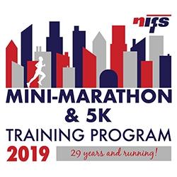 National Institute for Fitness and Sport (NIFS) Mini-Marathon & 5K Training Program - 29 Years and Running