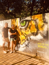 Indian Filmmakers Seeking to Unite the Fight Against Poaching & Illegal Wildlife Trade Take Their Fight to the Streets of Mumbai