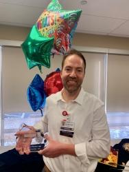 HCA Healthcare/HealthONE's The Medical Center of Aurora Announces Dr. Michael Preece as ICARE Physician Award Winner