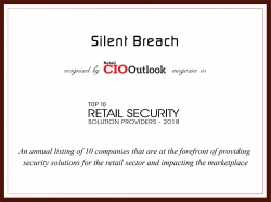 Silent Breach nominated top 10 Cyber Security Solution Provider for 2018