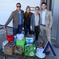 Acquire Donates to Local Food Bank