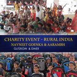 Rural Charity Event Sponsored by Diamond Expert Navneet Goenka