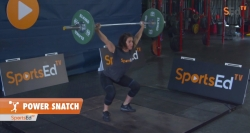 SportsEdTV Launches Free Weightlifting Instruction Video Library
