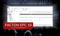 Quickly and Easily Calculate Additional Financial Expenditure Associated with Customs Duties: FACTON Announces Version 10 of Its EPC Cost Management Solution