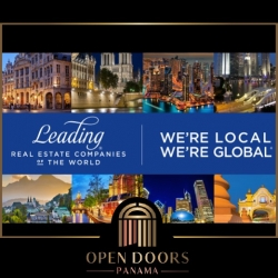 Open Doors Panama Estates Selected for Membership in Leading Real Estate Companies of the World® - Affiliation Expands Open Doors Panama's Global Reach