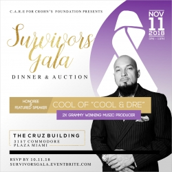 Miami Unites for the Survivors Gala Powered by C.A.R.E. for Crohn's Foundation