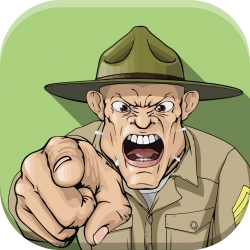 U.S. Army Drill Instructor Available to Roust You Out of Bed
