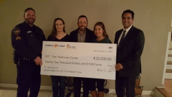 Donation Helps Shelter for Girls with Roof Over Their Heads; $22,000 Was Gifted from Mobile C-Arm Services