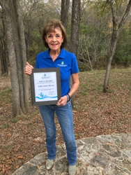 Lake Whitney Realtor Awarded for Outstanding Performance by Nationwide Broker, Lake Homes Realty