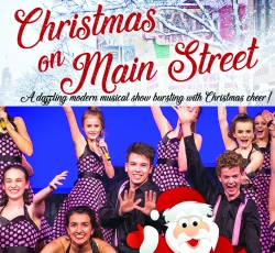 "Main Street Song and Dance Troupe Announces 2018 Holiday Show ""Christmas On Main Street"""