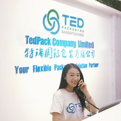 China-Based Manufacturing Firm TedPack Announces Launch of Onsite Ultimate Guide to Packaging Pouches