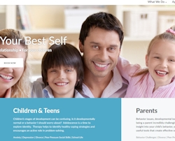 Bellevue Family Counseling Announces New Website Launch