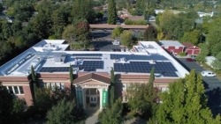 SolarCraft Completes Solar Power Installation at Sonoma Community Center - Local Community Center Goes Solar & Saves
