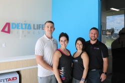 Delta Life Fitness Named One of Franchise Dictionary Magazine's Top 100 Game-Changer Franchises of 2018
