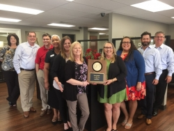 Brent Hagar's State Farm Agency, Serving the Tulsa Community, Has Received the Company's Prestigious President's Club Award