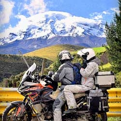 Luxury Hotels Team Up with Ecuador Freedom Bike Rental to Create a New High-End Road Trip