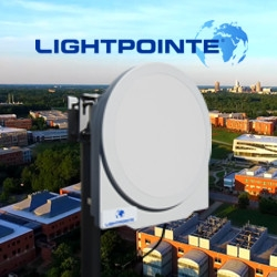 LightPointe Offers Breakthrough Price Point for High Capacity 10 Gbps Point-to-Point Radios Designed for Building Connectivity, 5G LTE, and Smart City Networks