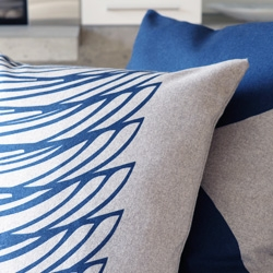 From High Art to Hygge – a Scandinavian Throw Pillow Collection Brings Nature Indoors