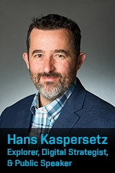 Hans Kaspersetz Joins Digital Pharma West Advisory Board