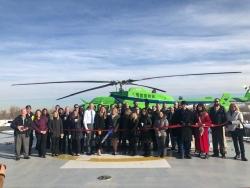 HCA/HealthONE's Swedish Medical Center Celebrates Renovated Helipad