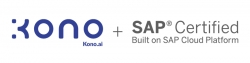 Kono.ai Achieves SAP Certification as Built on SAP® Cloud Platform