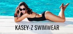 Ron Zemp and Jennifer Zemp Launch New Kasey-Z Swimwear Line in Las Vegas, Nevada