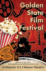 Submissions Open for 2nd Edition of Golden State Film Festival, to be Held March 22-28, 2019 at the TCL Chinese Theater, Hollywood, CA