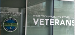 GoalFriends Launches at Wake Tech Community College Scott Northern Wake Campus for Student Veterans and Family Members