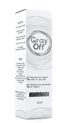 GrayOff Hair Spray Has Been Presented in Europe and Africa