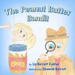 Award-Winning Food Journalist Liz Barrett Foster Releases Children's Book