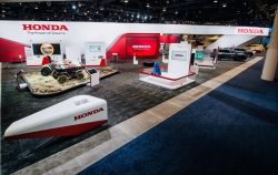 Baylor Group Chosen as Honda's Exhibit Partner for 2019 Consumer Electronics Show (CES)