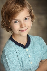 Adorable and Talented Child Actor Gavin Warren All Set for His New Role in