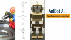 AniBot Creates Animation Machine