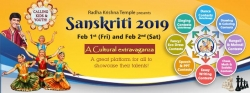 Sanskriti 2019: Fusion of Asian Indian Culture & Local DFW Area Talent Set for Feb. 1st & 2nd in Allen TX
