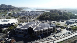 SolarCraft Completes Solar Power System at Hospice by the Bay in Marin - Larkspur Hospice Turns Sunshine Into Savings