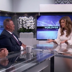 Worldwide Business with kathy ireland®: See Makers Nutrition Discuss Their Role as a One-Stop Shop Supplement Manufacturer