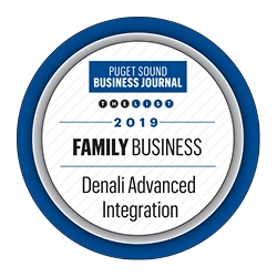 Denali Advanced Integration and CEO Majdi Daher Honored by Puget Sound Business Journal