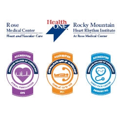 Rose Heart & Vascular Center Earns Multiple Accreditations from American College of Cardiology