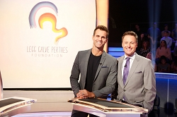 Mr. Cameron Mathison, Actor and Host, Plays for Perthes