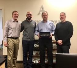 Dependable Highway Express Win 2018 Award