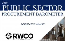 "RWCO ""Industry Barometer"" Survey Shows 30% Win Rate is ""New Normal"" for Federal Contractors"