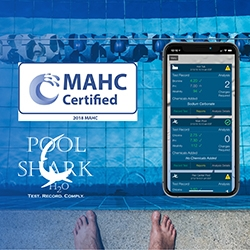 Pool Shark H2O Receives Center for Disease Control Certification