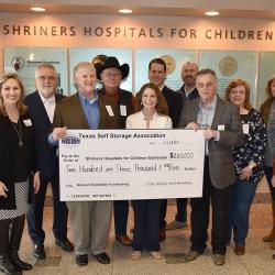 TSSA Raises Total of $1.4 Million for Shriners Hospitals for Children-Galveston