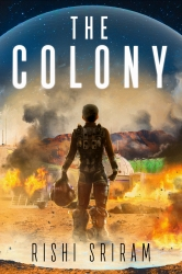 The Colony - Book Launch by Rishi Sriram