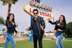 Dangerously Funny, a Comedy Reality TV Show, Starring Jimmie Lee - The Jersey Outlaw Shoots Live in Las Vegas