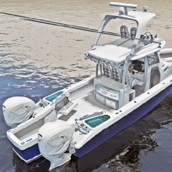 SŌLACE Boats Announces the Introduction of Their 345 Center Console Boat