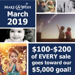 Pro Home Improvement Gives Back with a $5,000 Make-A-Wish Pledge